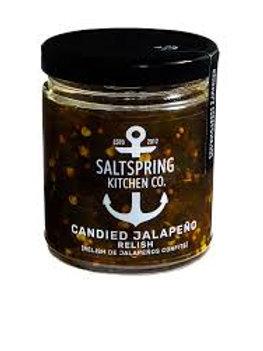 SALTSPRING KITCHEN - JALAPENO RELISH