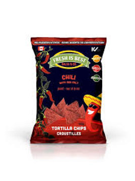 FRESH IS BEST - CHILI TORTILLA CHIPS