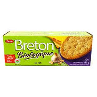 BRETON - ROASTED GARLIC ORGANIC