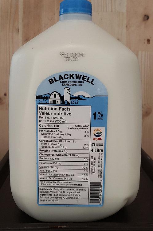 Blackwell - 1% 4L