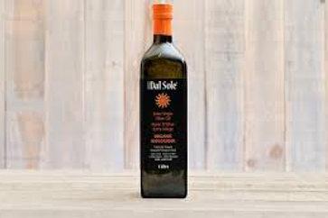 DAL SOL - ORGANIC EXTRA VIRGIN OLIVE OIL 1L