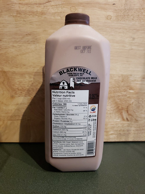 BLACKWELL - CHOCOLATE 2L