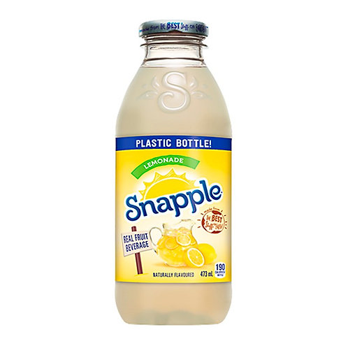 SNAPPLE -  LEMONADE 473ML
