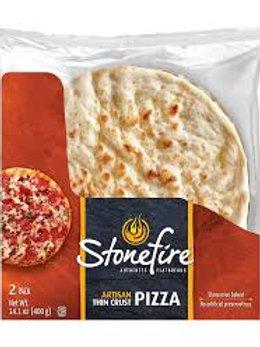 STONEFIRE PIZZA CRUST - 2PK