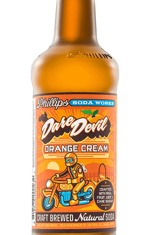 PHILLIPS - DAREDEVIL ORANGE CREAM