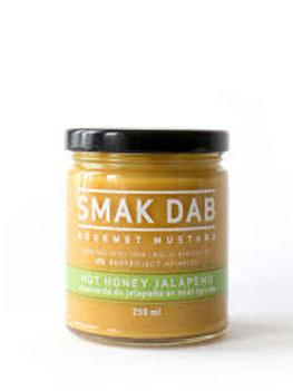 SMAK DAB MUSTARD - HOT HONEY JALAPENO