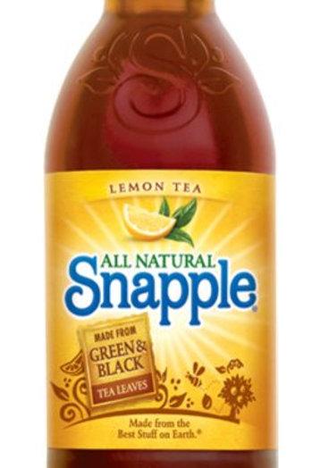 SNAPPLE -  ICED TEA LEMON 473ML