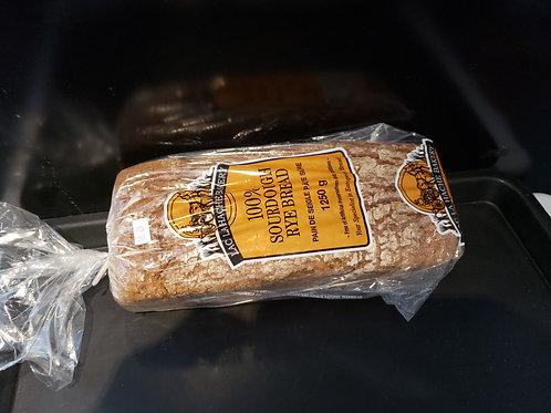 LAC LA HACHE - 100% RYE SOURDOUGH BREAD - 1250G LOAF