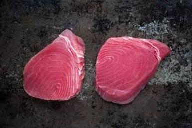 SEAFOOD - AHI TUNA (YELLOWFIN) STEAK