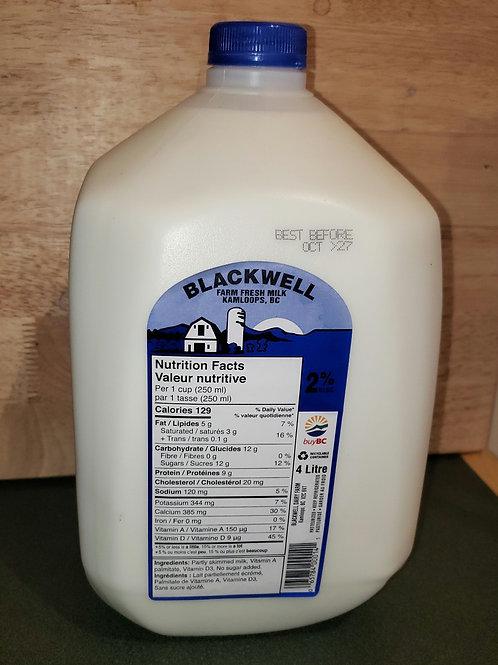 BLACKWELL - 2% 4L