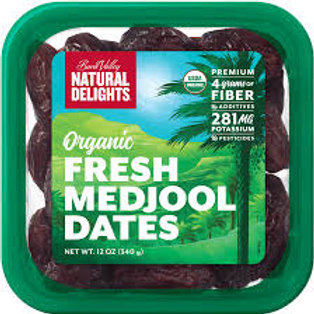 DATES - MEDJOOL ORGANIC