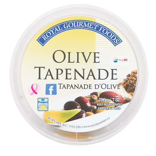 ROYAL GOURMET - OLIVE TAPENADE