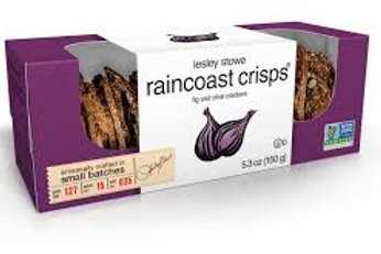 RAINCOAST CRISP - FIG & OLIVE