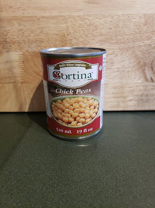 CORTINA CHICK PEAS 540ML