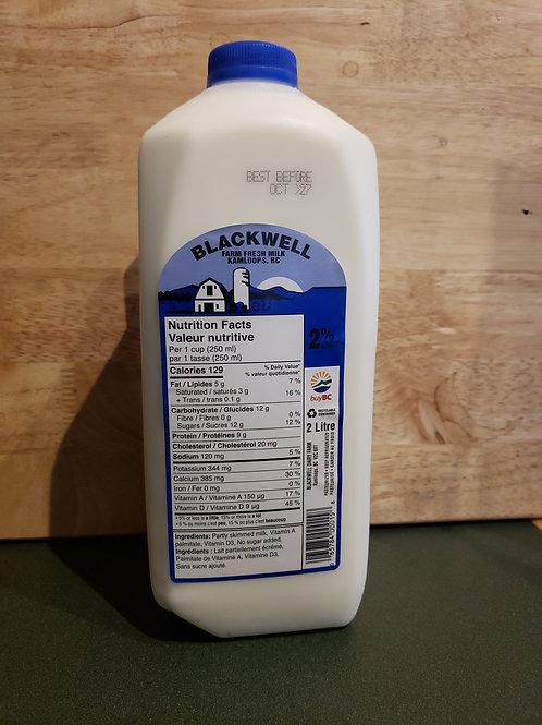 BLACKWELL - 2% 2L