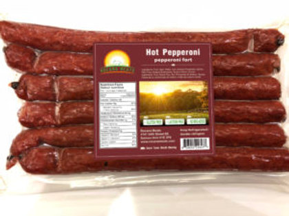 OKANAGAN MADE HOT PEPPERONI