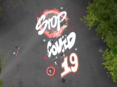 Stop Covid-19 ⛔️