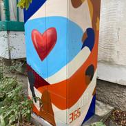 Телекоммуникационный шкаф улица Дружбы Феодосия
