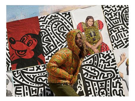 Коллаборация Disney X Keith Haring