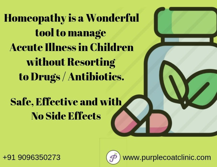 Boost Immunity in Children through Homeopathy