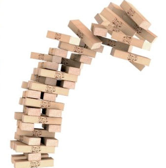The Jenga Effect