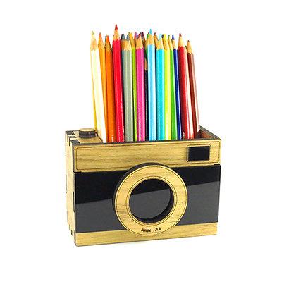 Porta-objetos Câmera Fotográfica