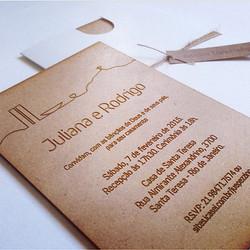 Convite Mdf