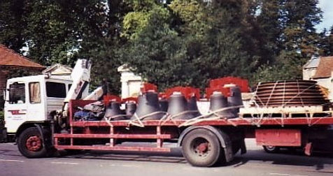 2000 St Mary and St melor bells refurbis