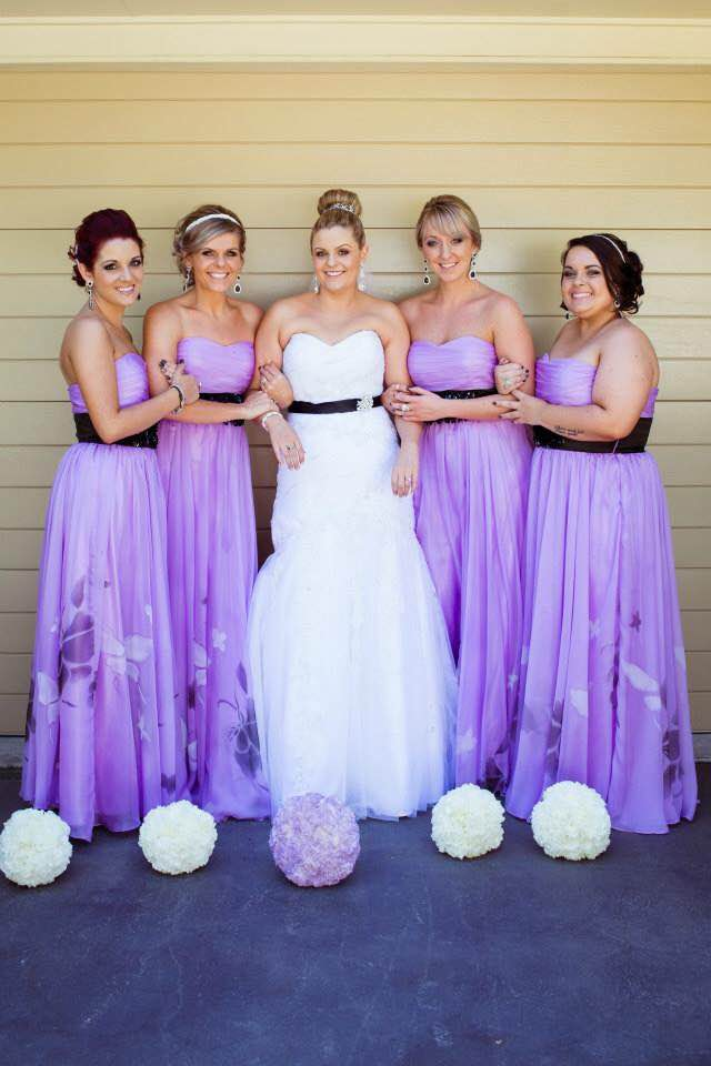 wedding party alteration newcastle