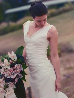 wedding dress custom made newcastle