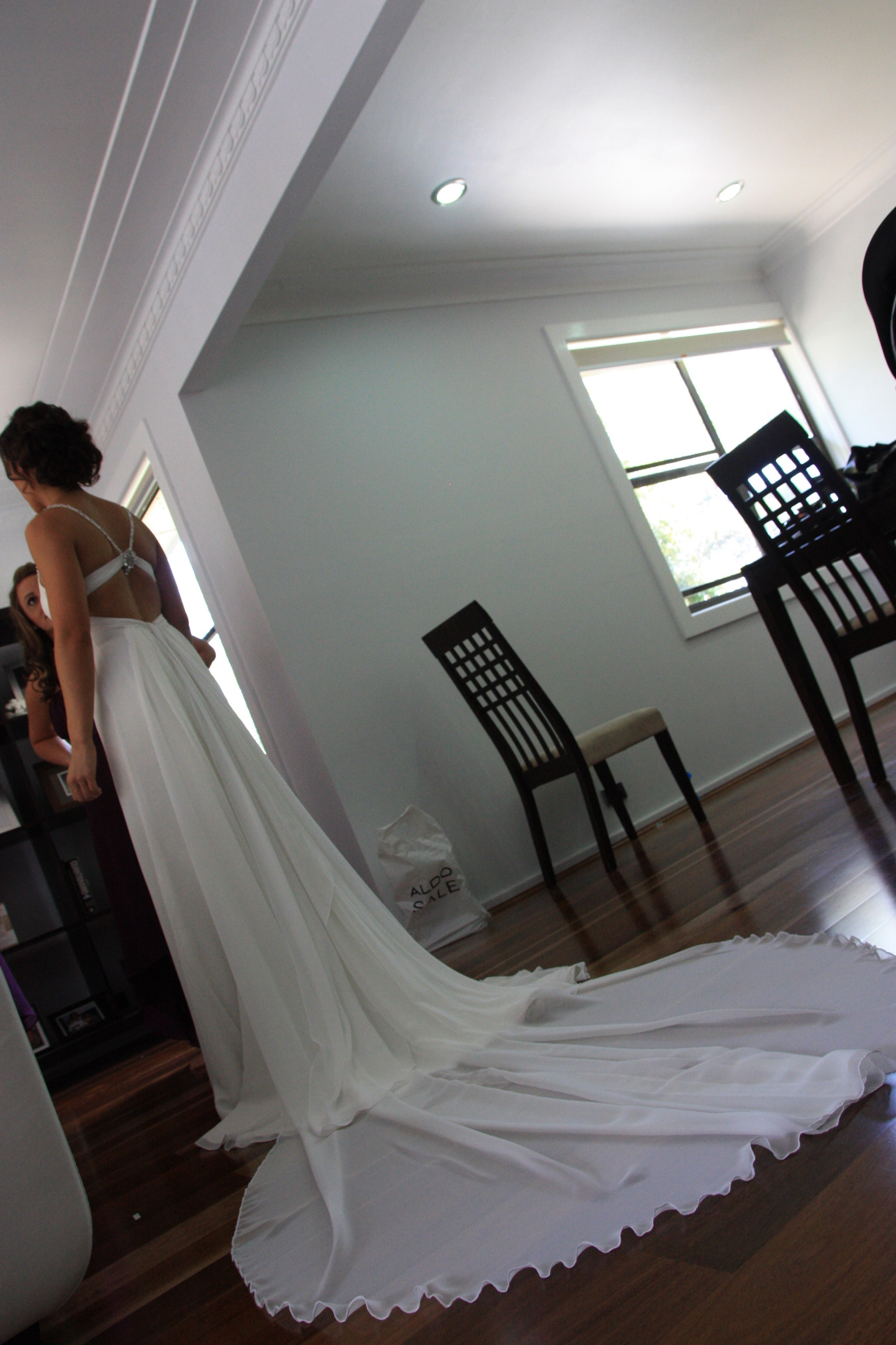 wedding gown alteration newcastle