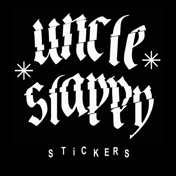 the uncle slappy logo hi