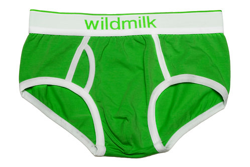 wildmilk - City Boy Yeşil Slip
