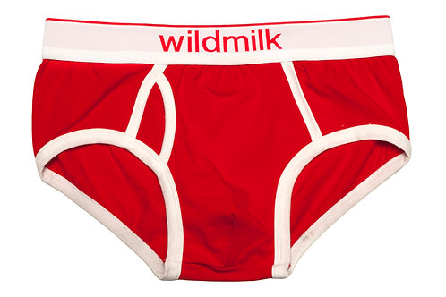 wildmilk - City Boy Kırmızı Slip