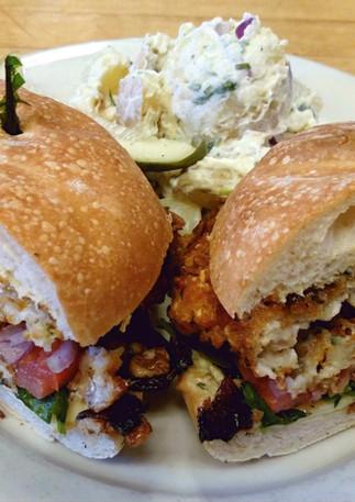Chicken Sandwich Special