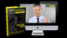 "Der ""Entscheidung: Erfolg"" Online-Kurs!"