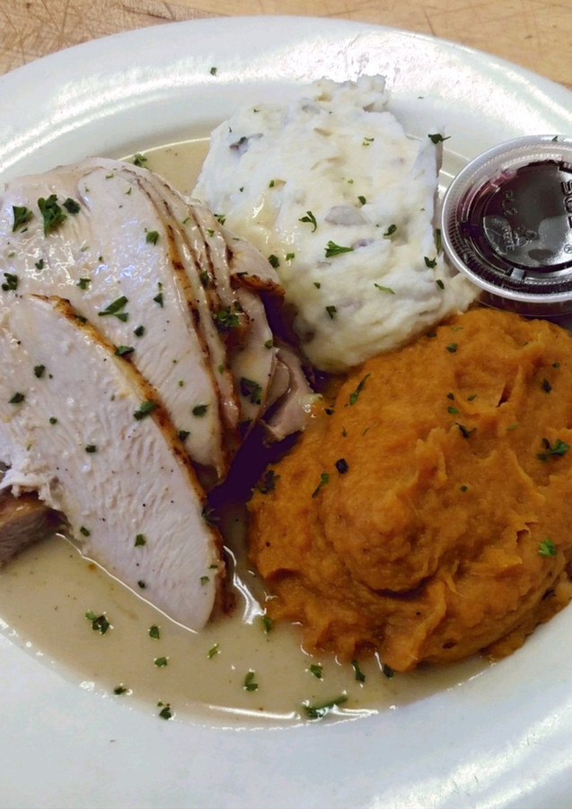 Roast Turkey Dinner Special