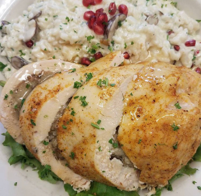 Chicken & risotto special