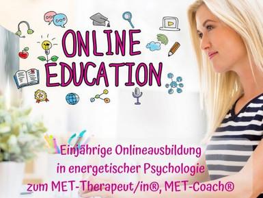 Energetischer Psychologie zum MET-Therapeut/in