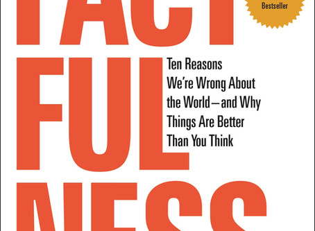 Recommendations: Factfulness by Hans Rosling