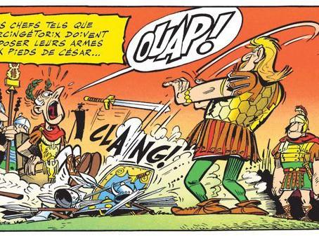 Les Gaulois contre les Césars