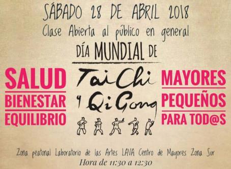 Día Mundial Tai Chi Valladolid