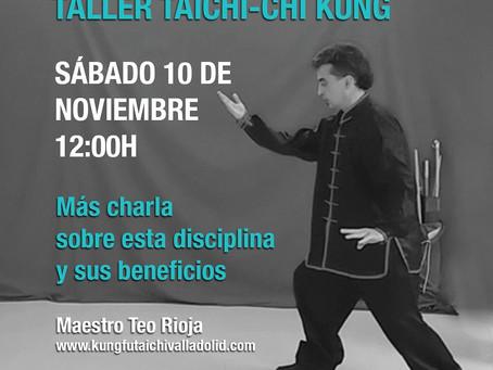 Taller Taichi-Chi Kung