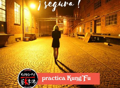 Kung Fu Femenino Valladolid