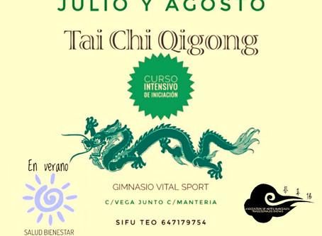 Verano de Tai Chi