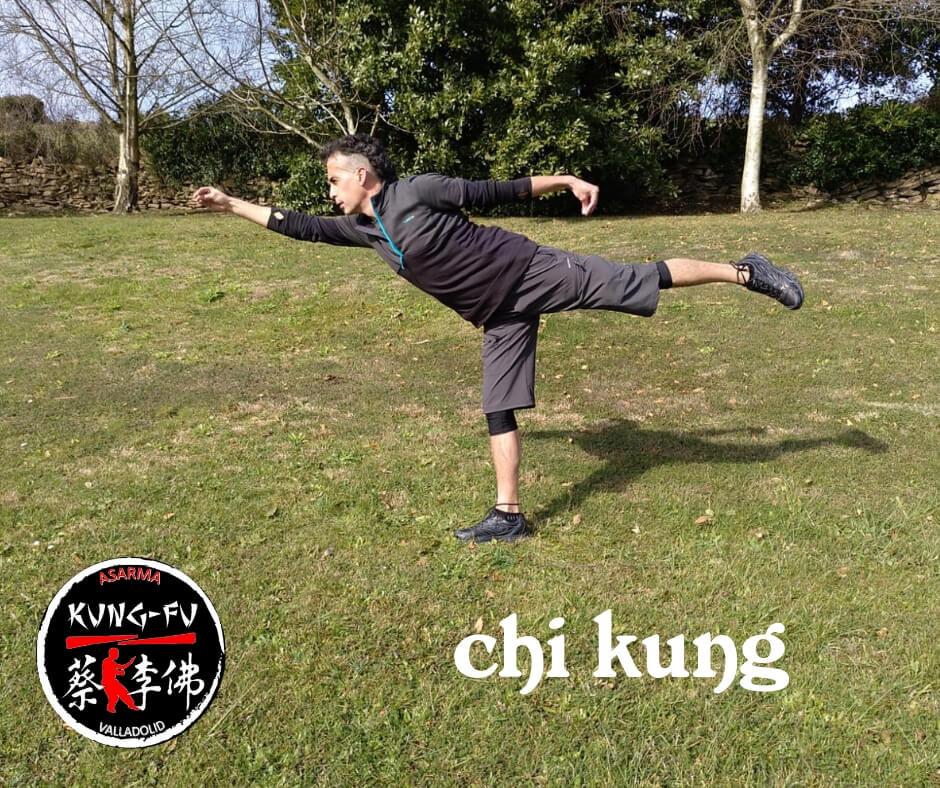 Chi kung valladolid