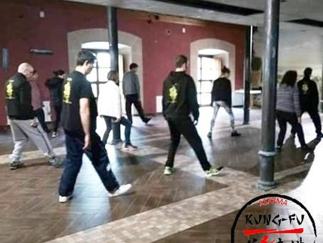 Kung Fu, Tai-Chi: La Molinera