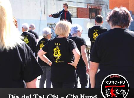 Día del Tai Chi