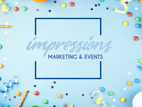This month, Impressions Marketing and Events celebrates eight years of business. EIGHT YEARS!