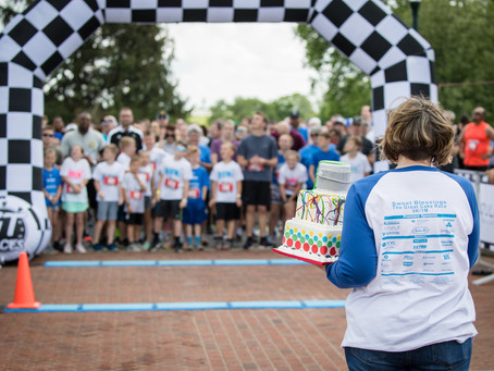 Our Work: The Great Cake Race 5K/1M